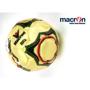 fever pallone Macron