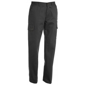 FOREST LADY pantalone da lavoro donna smoke
