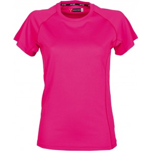 RUNNER LADY T-shirt tecnica-sportiva fuxia