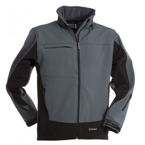 Storm giubbotto bicolore soft-shell