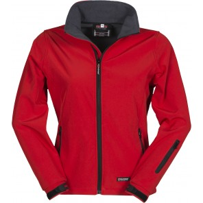 Sunny giubbotto bicolore donna soft-shell
