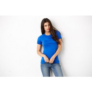 Bella+Canvas T-shirt donna scollo tondo