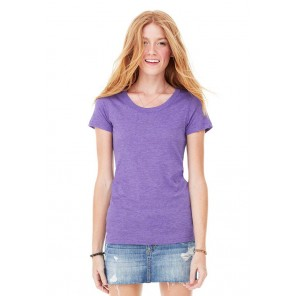 Bella+Canvas T-shirt donna triblend T